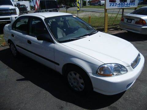 1998 Honda Civic for sale in New Port Richey, FL