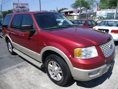 2005 Ford Expedition for sale in New Port Richey, FL