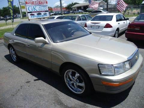 1994 Lexus LS 400 for sale in New Port Richey, FL