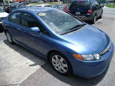 2008 Honda Civic for sale in New Port Richey, FL