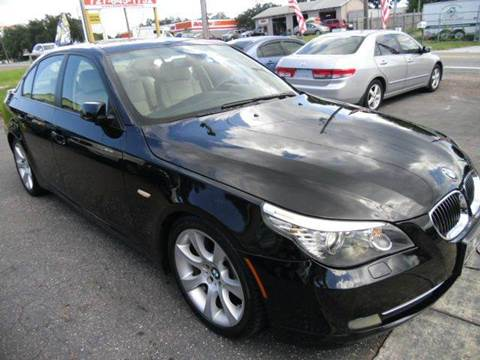 2008 BMW 5 Series for sale in New Port Richey, FL