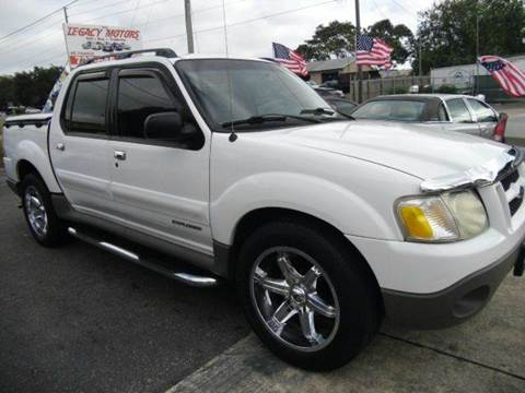 2002 Ford Explorer Sport Trac for sale in New Port Richey, FL