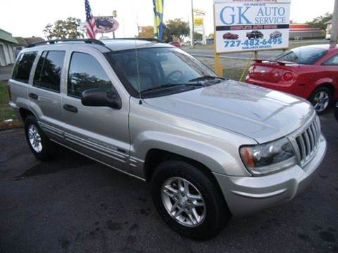 2004 Jeep Grand Cherokee for sale in New Port Richey, FL