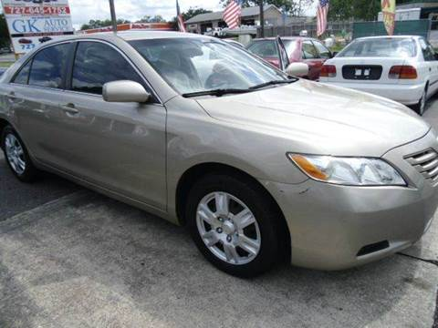 2008 Toyota Camry for sale in New Port Richey, FL