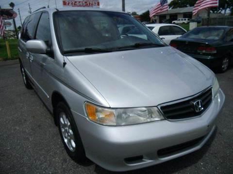 2004 Honda Odyssey for sale in New Port Richey, FL