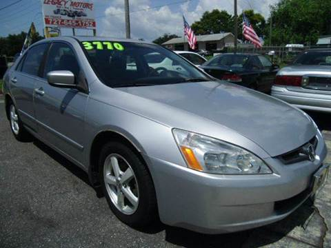 2003 Honda Accord for sale in New Port Richey, FL