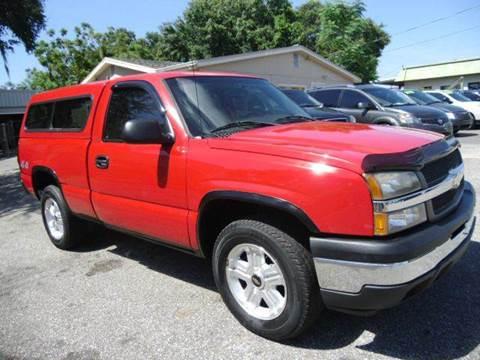 2005 Chevrolet Silverado 1500 for sale in New Port Richey, FL