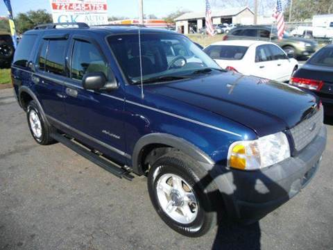 2004 Ford Explorer for sale in New Port Richey, FL