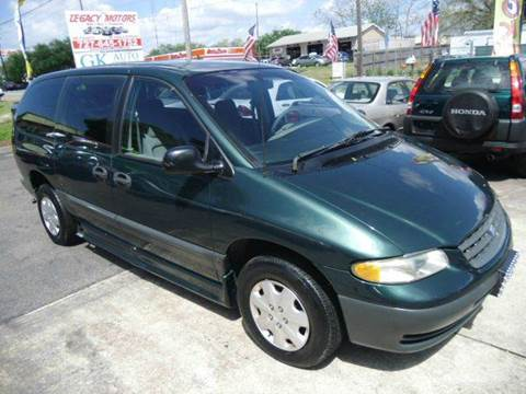 1996 Plymouth Grand Voyager for sale in New Port Richey, FL