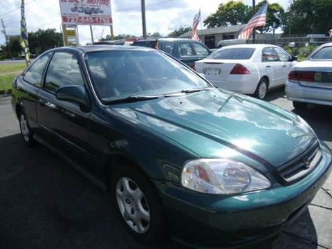 2000 Honda Civic for sale in New Port Richey, FL