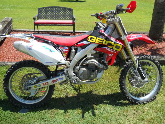2008 Honda CRF450