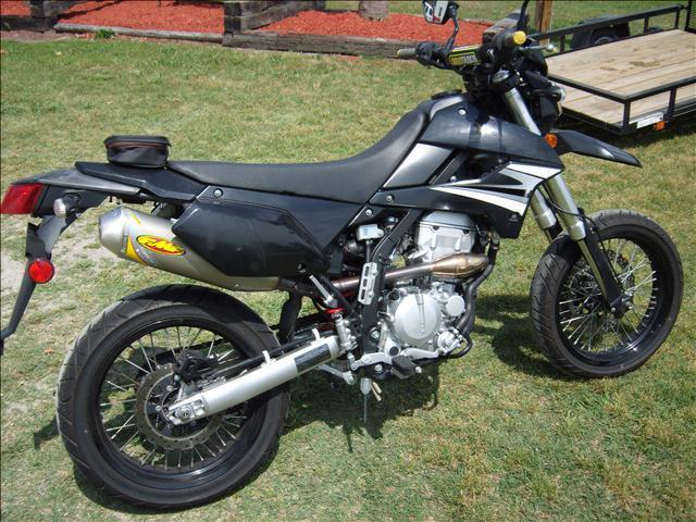 2009 Kawasaki KLX250SF