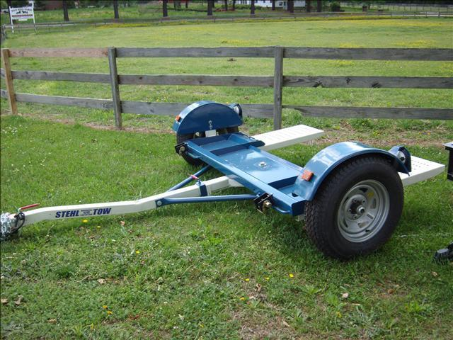 2014 Stehl Tow ST 80 car dolly