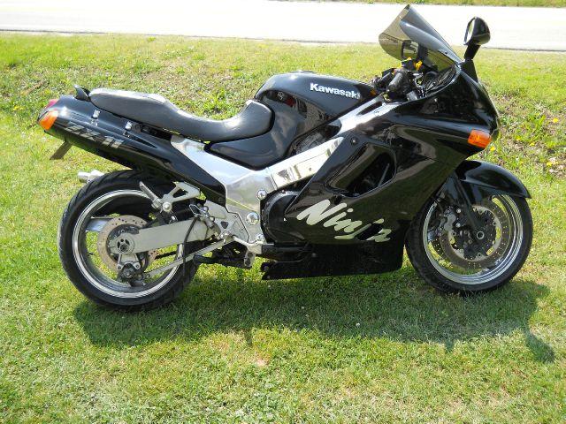 1998 Kawasaki ZX11
