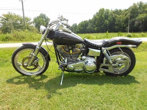 1986 Harley-Davidson Dyna Wide Glide