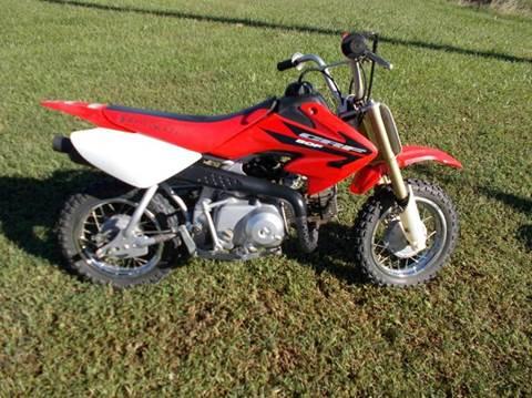 2006 Honda CRF50