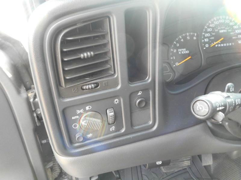 2006 Chevrolet Silverado 1500 Work Truck 2dr Regular Cab 8 ft. LB - Aberdeen SD