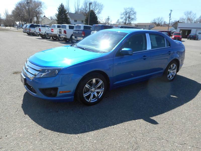 2011 Ford Fusion SE 4dr Sedan - Aberdeen SD