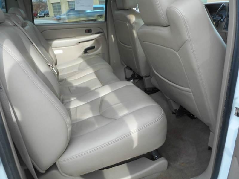 2004 Chevrolet Silverado 2500HD 4dr Crew Cab LT 4WD LB - Aberdeen SD