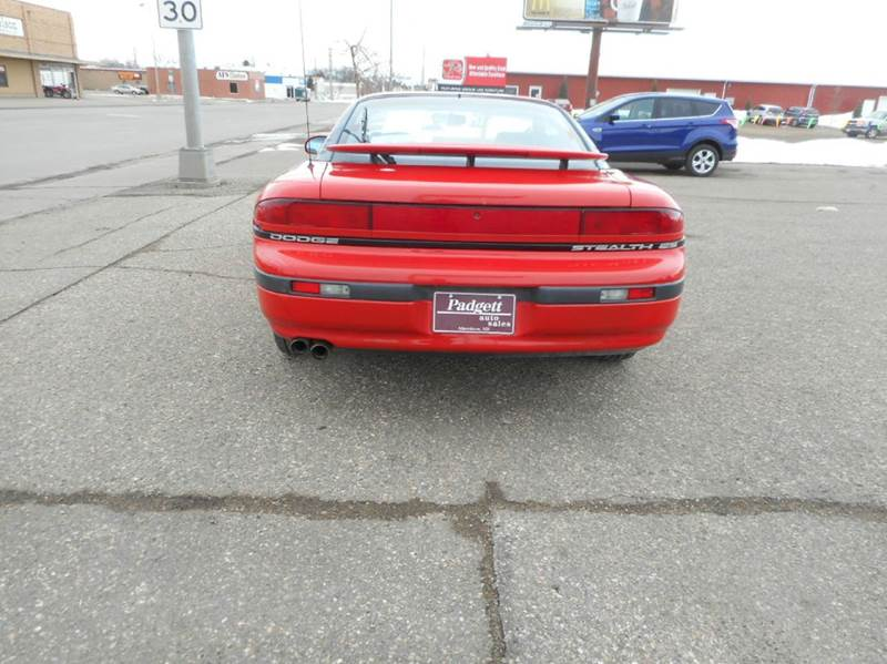1992 Dodge Stealth ES 2dr Hatchback - Aberdeen SD
