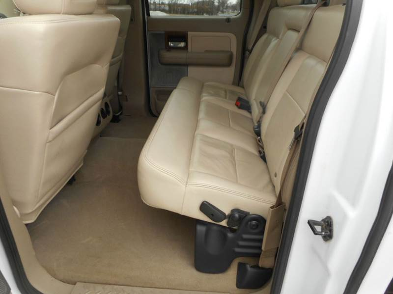 2004 Ford F-150 4dr SuperCrew Lariat 4WD Styleside 5.5 ft. SB - Aberdeen SD