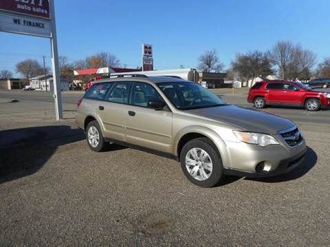 2008 Subaru Outback for sale in Aberdeen, SD