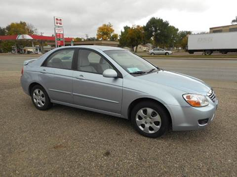 2008 Kia Spectra for sale in Aberdeen, SD