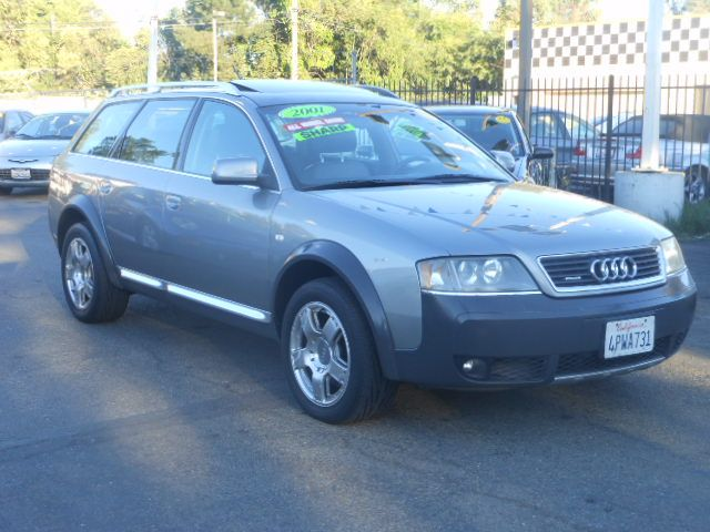 2001 Audi Allroad (AWD)