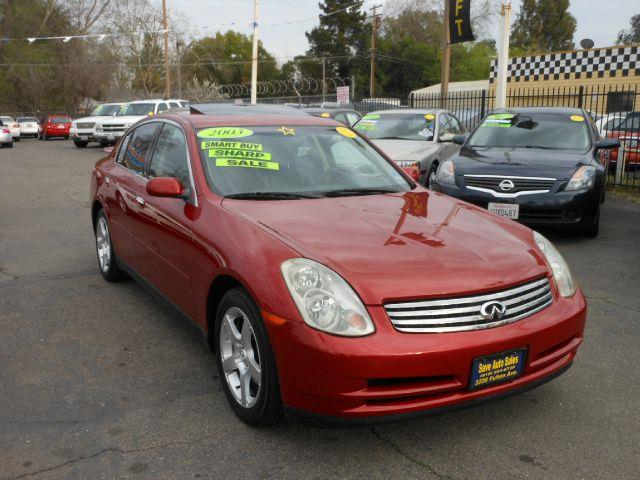 2003 Infiniti G35 fully loaded