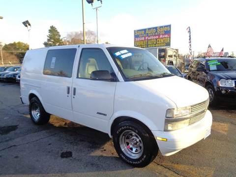 1997 Chevrolet Astro Cargo