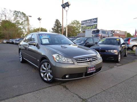 2007 Infiniti M35 for sale in Sacramento, CA