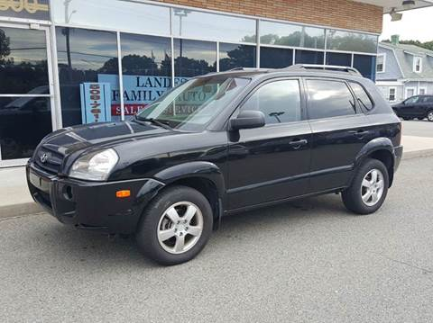 2007 Hyundai Tucson for sale in Attleboro, MA
