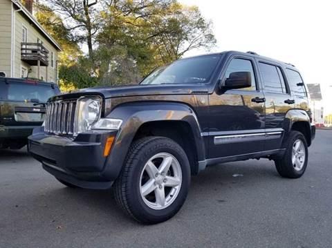 2011 Jeep Liberty for sale in Attleboro, MA