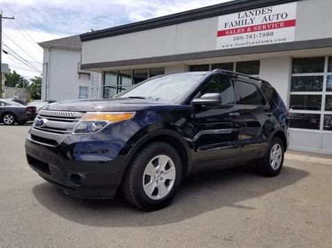 2012 Ford Explorer for sale in Attleboro, MA