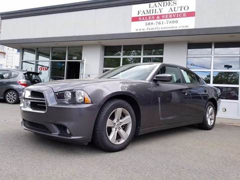 2013 Dodge Charger for sale in Attleboro, MA