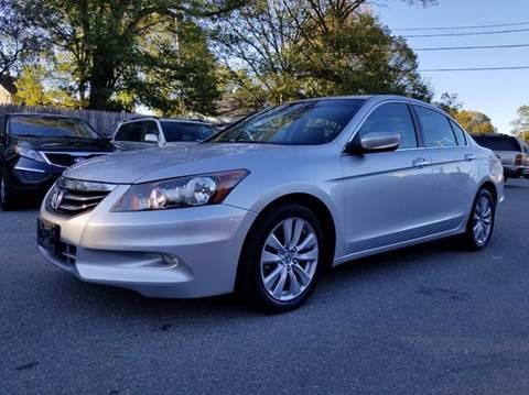 2011 Honda Accord for sale in Attleboro, MA