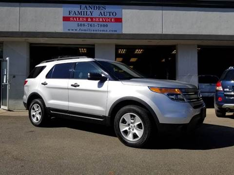 2013 Ford Explorer for sale in Attleboro, MA
