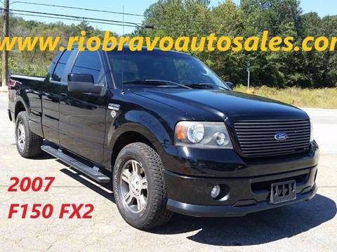 2007 Ford F-150 for sale in Buford, GA