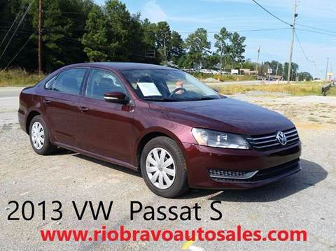 2013 Volkswagen Passat for sale in Buford, GA