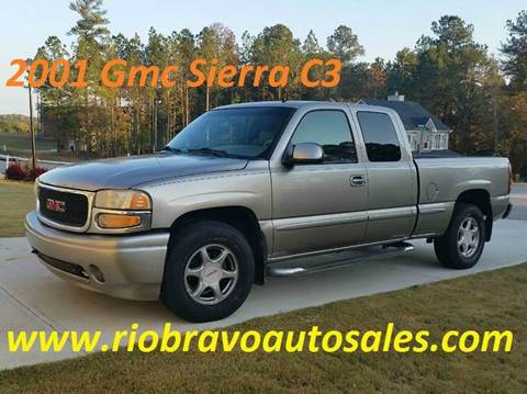 2001 GMC Sierra C3 for sale in Buford, GA