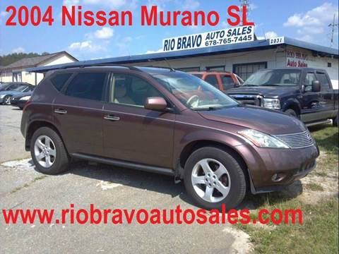 2004 Nissan Murano for sale in Buford, GA