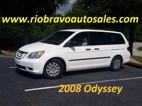 2008 Honda Odyssey for sale in Buford, GA