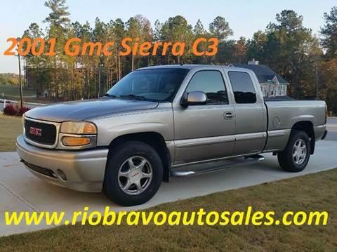 2001 GMC Sierra C3 for sale in Buford, GA