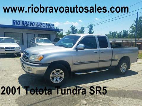 2001 Toyota Tundra for sale in Buford, GA