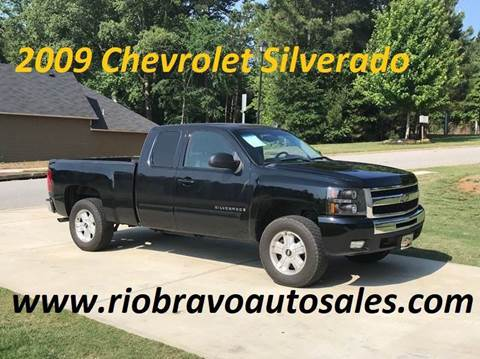 2009 Chevrolet Silverado 1500 For Sale In Buford Ga