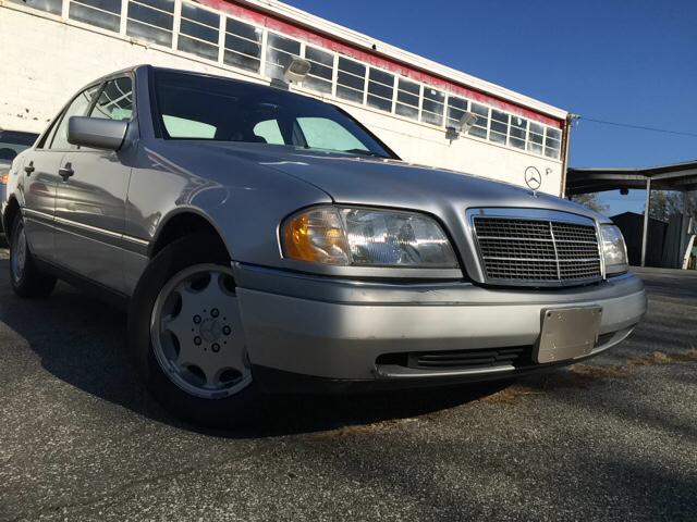 1996 Mercedes-Benz C-Class