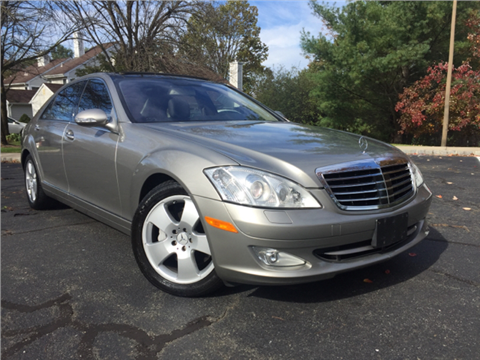2007 Mercedes-Benz S-Class for sale in Wayne, NJ
