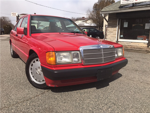 Mercedes benz 190 class for sale for Mercedes benz wayne nj