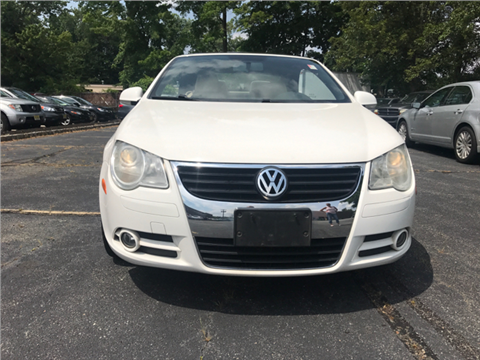 2008 Volkswagen Eos for sale in Wayne, NJ