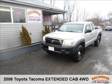 2006 Toyota Tacoma for sale in Clinton, NY